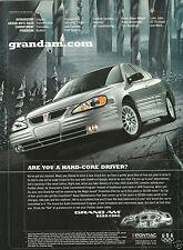 Magazine Ad For the 2000 Pontiac Grand Am Car