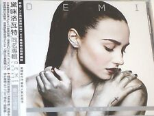Demi Lovato DEMI Deluxe Edition (2014) LET IT GO 20 Tracks NEW with OBI #999