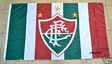 Fluminense FC Flag Banner 3x5 ft Brazil Brasil Futbol Soccer Futebol