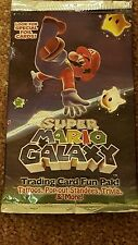Super Mario Galaxy Collectors Trading Cards Imported NEW and Sealed