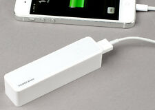 2600mAh Power Bank/Charger/battery for iPhone 3, 3gs,  4, 4s, 5, 5S, 6, and iPod
