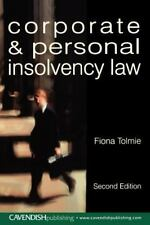 Corporate and Personal Insolvency Law by Fiona M. Tolmie (2003, Paperback,...