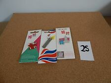 3 x Official London 2012 Olympic games pin badges including LTD Editions set 25