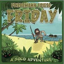 Rio Grande Games: Friday Card Game (New)
