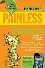 NEW - Barron's Painless French by Carol Chaitkin and Lynn Gore