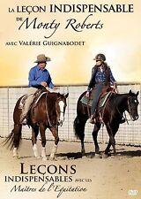DVD La Leçon Indispensable de Monty Roberts