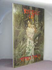 1st, with artist's signature, Yesterday's Lily, art of Jeffrey Jones (1980)
