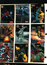 1994 Fleer Marvel Universe Series 5 Card Set 200 Cards Near Mint CONDITION