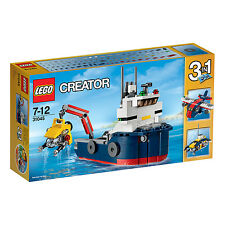 31045 LEGO Ocean Explorer Creator Age 7-12 / 213 Pieces / NEW 2016 RELEASE!