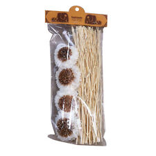 Natural Flowers Weed Reed Fragrance Oil Diffuser Replacement Stick Uncented