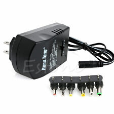 Universal AC DC Adapter Converter 3 4.5 6 7.5 9 12V US Power Charger 2.5A 30W