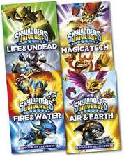 Skylanders Universe 4 Books of Elements Collection Pack Set-Book of Elements: Ma