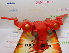 Bakugan Jetkor Red Copper Battle Gear Gundalian Invaders DNA 70G & cards