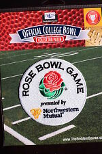 NCAA College Football Rose Bowl Patch 2015/16 Iowa Stanford