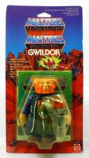 Masters of the Universe MOTU Gwildor Vintage Mattel Action Figure on Card