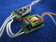 2-3W High Power LED Driver AC 85-265V to DC6-11V 320mA for 2-3 x1W light bulb
