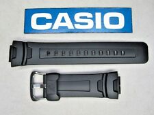 Genuine Casio G-Shock G-7500 G-7510 G-7500G black resin rubber watch band strap