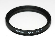 Heliopan filtro UV es 37mm x 0,75 vergütet slim-Made in Germany (nuevo/en el embalaje original)