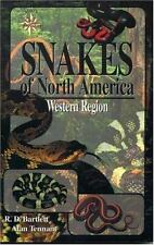 Snakes of North America: Western Region (Gulf Publishing Field Guide S-ExLibrary