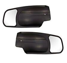 PAIR CIPA 10900 Chevrolet/GMC/Cadillac Custom Towing Mirrors New Free Shipping
