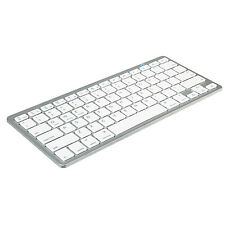 Bluetooth 3.0 Wireless Keyboard for Apple iPad-1 1 2 3 Mac PC Macbook