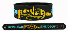 PANIC AT THE DISCO Rubber Bracelet Wristband Blue