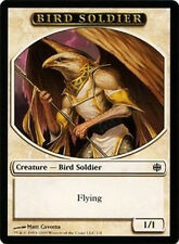 5x TOKEN Soldato Uccello 1/1 - Bird Soldier 1/1 MTG MAGIC AR Alara Reborn Ita