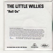 (EO864) The Little Willies, Roll On - DJ CD