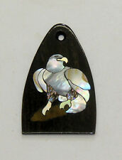 Truss Rod Cover with Eagle Inlay 04 will fit PRS
