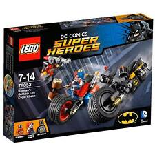 LEGO SET 76053 SUPERHEROES DC COMICS GOTHAM CITY CYCLE CHASE BRAND NEW SEALED