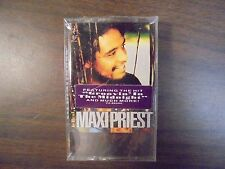"NEW SEALED ""Maxi Priest"" Fe Real  Cassette Tape   (G)"