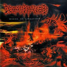 "Decapitated ""Winds Of Creation"" CD - NEW!"