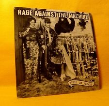 Cardsleeve single CD Rage Against The Machine Bulls On Parade 2TR 1996 Hard Rock