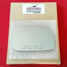 NEW Mirror Glass 04-09 TOYOTA PRIUS Passenger Right Side RH **FAST SHIPPING**