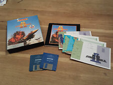 Commodore Amiga Game, F15 Strike Eagle 2, Good Condition, Tested, #409