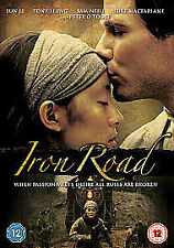IRON ROAD stars SUN LI LUKE MACFARLANE SAM NEILL PETER O'TOOLE = NEW SEALED