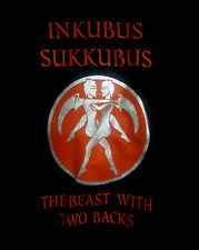 INKUBUS SUKKUBUS The Beast With Two Backs - T-Shirt - Größe / Size L
