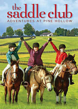 The Saddle Club: Adventure At Pine Hollow