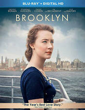 Brooklyn (Blu-ray Disc, 2016)  BRAND NEW!!, FREE  SHIPPING!!WITHOUT SLIPCOVER