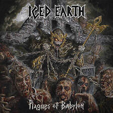 Iced Earth, Plagues Of Babylon (deluxe), Excellent