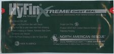 Hyfin Xtreme Chest Seal Exp 03/2016 NAR PN 10-0030 NEW