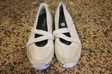 Sperry Top-Sider Ivory Leather/Synthetic Casual Mary Janes US 9 M (SH200