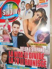 Tv Show 2016 3 #Belen Rodriguez & Stefano De Martino,qqq