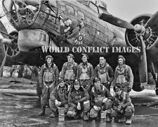 USAAF WW2 B-17 Bomber 909 #3 8x10 Nose Art Photo 91st BG 140 Missions ETO WWII