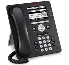 Lot of (10) Fully Refurbished Avaya 9611G IP Telephone (700480593) (Black)
