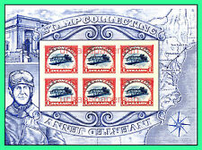 4806b Inverted Jenny $2 stamp Imperf Pane of 6 fr. Imperf Press Sheet No Die Cut