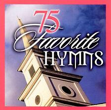 Glen Ellyn Chorale 75 Favorite Hymns CD