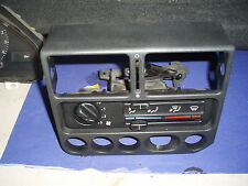 1997 PEUGEOT 106 DIESEL VAN HEATER CONTROLS & FACIA, FAST DISPATCH CAR PART