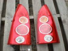 JDM 2002 Mazda 5 TailLights Tail Lights Lamps Set OEM