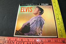 Elvis Presley EPA-992 Elvis Volume 1 EP  RCA Victor  Rip it up Love me